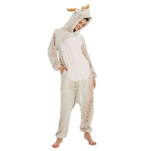 Adult Reindeer Onesie