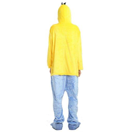 Adult minion onesie pajamas Animal Kigurumi Onesies