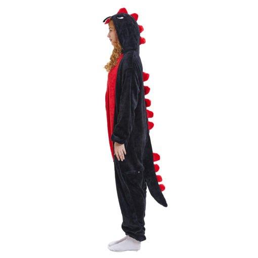 Black Dragon Onesie