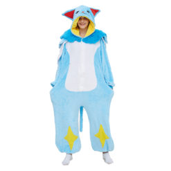 Blue Cat Onesie