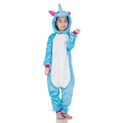 Kids Unicorn Onesie