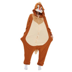 squirrel onesie
