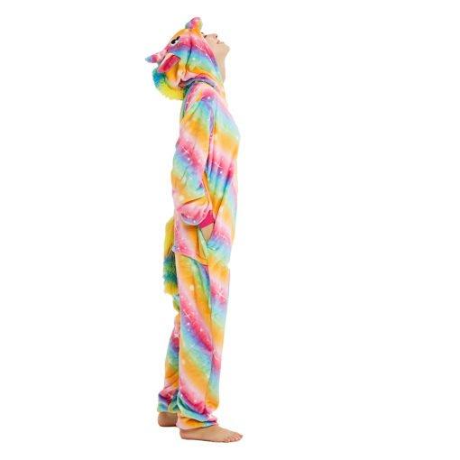 Rainbow Unicorn Onesie