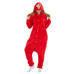 elmo costume adult