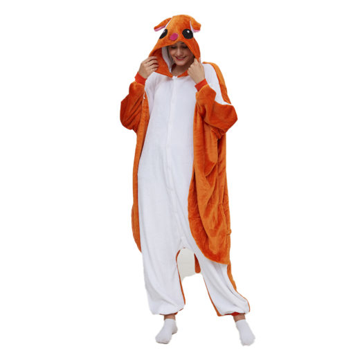 Flying Squirrel Onesie