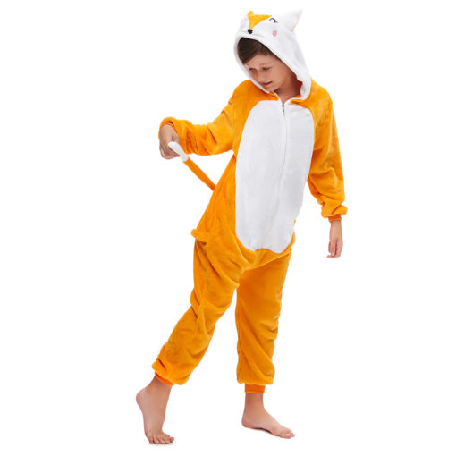 Kids Fox Onesie