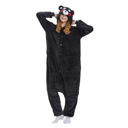 Kumamon Bear Onesie