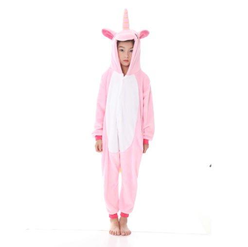 girls Unicorn Onesie