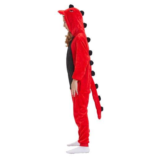 Red Dragon Onesie