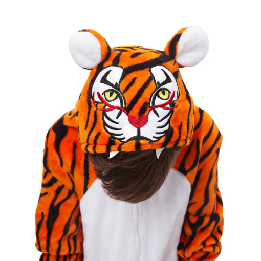 baby tiger onesie