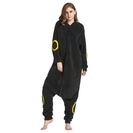 Umbreon onesie