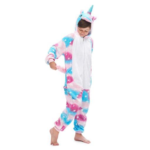 Unicorn Onesie for Girls
