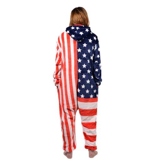 american flag onesie