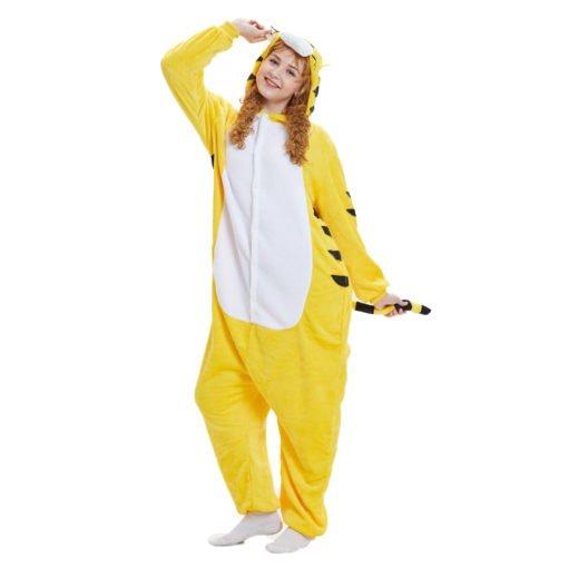 tiger onesie