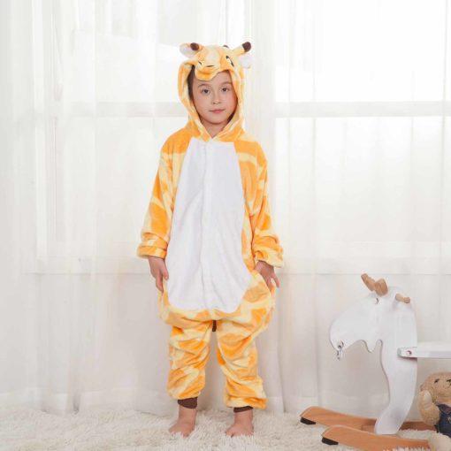 giraffe onesie kids
