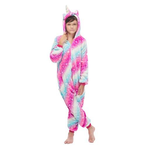 girls onesie pajamas