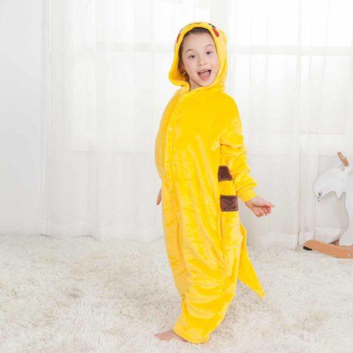 pikachu onesie kids
