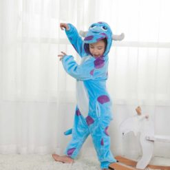 sully costume onesie
