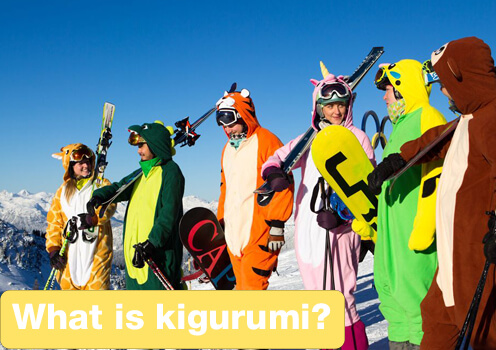 what is kigurumi?