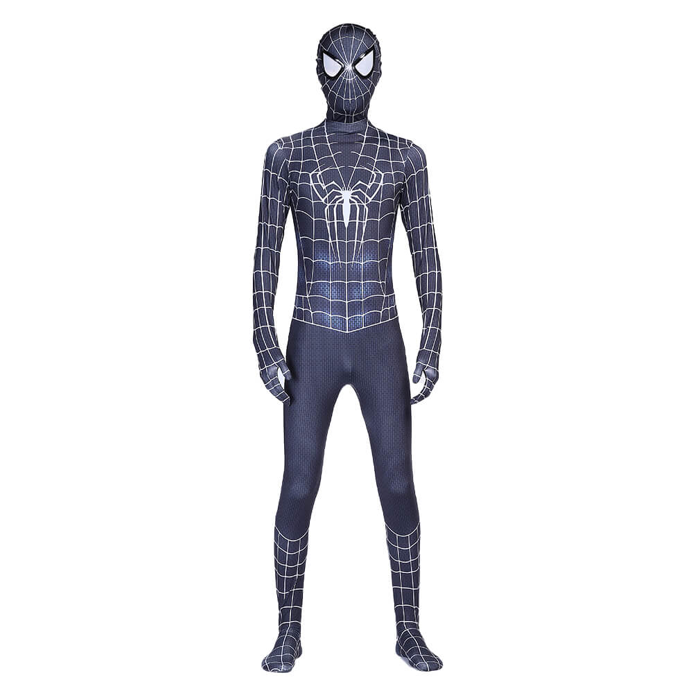 SPIDER-MAN The Original Movie Suit – Top Quality Replica ... |Black Spiderman Costume Replica
