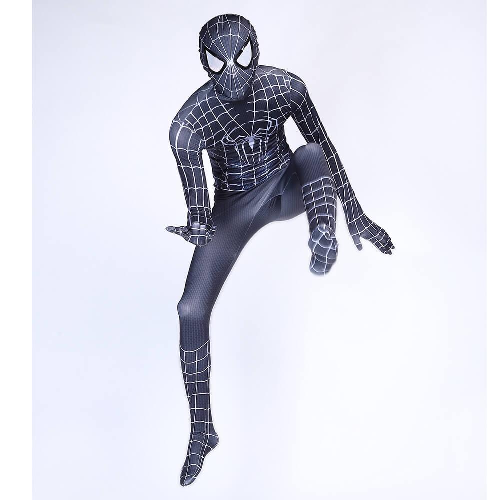 HD SpiderMan - Costume Replica Pack (+ Black Spider Suit ... |Black Spiderman Costume Replica