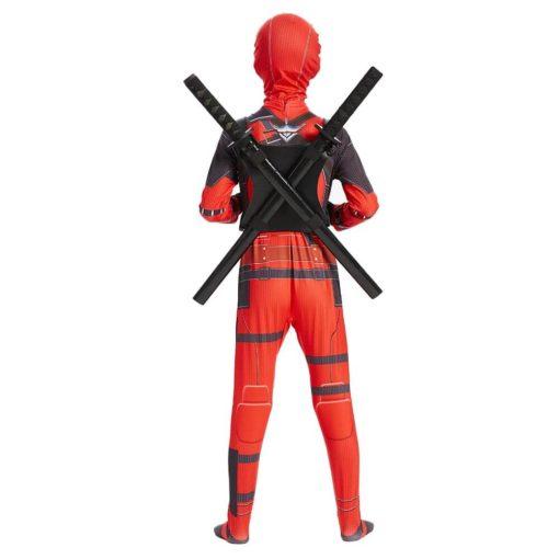 kids deadpool costume