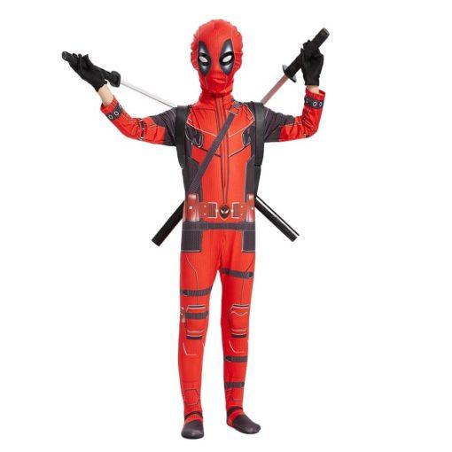 deadpool costume kids