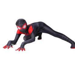miles morales spiderman costume