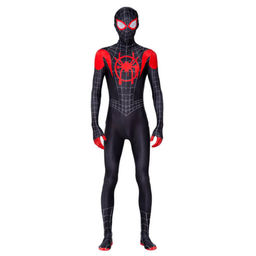 miles morales spiderman costume