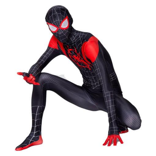 spiderman homecoming costume