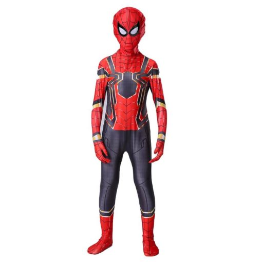 iron spider costume