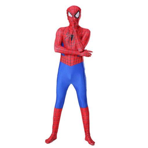 spiderman costume replica