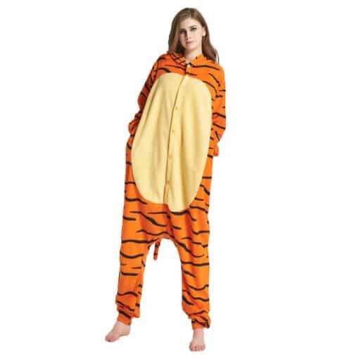 tiggers onesie