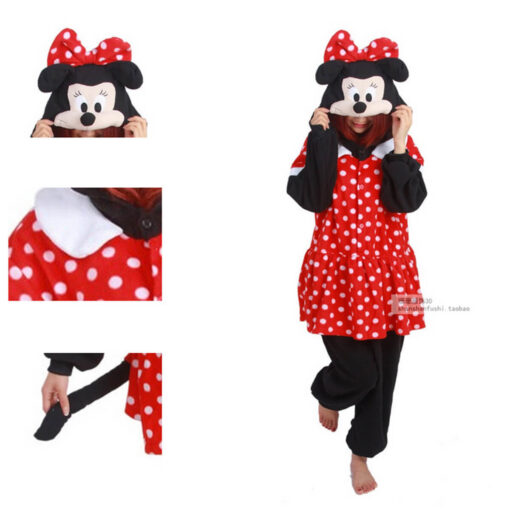 Minnie Mouse onesie